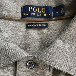 Polo by Ralph Lauren Shirts - Ralph Lauren Pima Cotton Polo Shirt